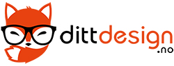 Dittdesign.no Logo