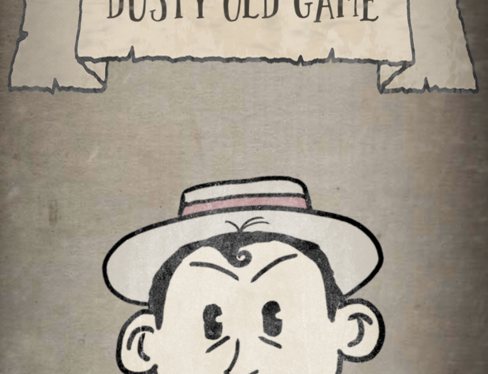 app: This dusty old game