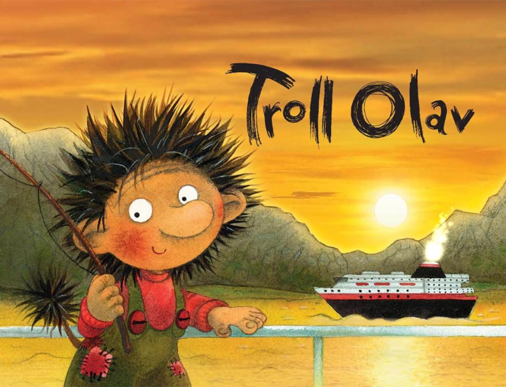 Troll Olav app