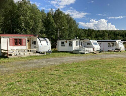 Nettside for Skaiti Fjellcamp