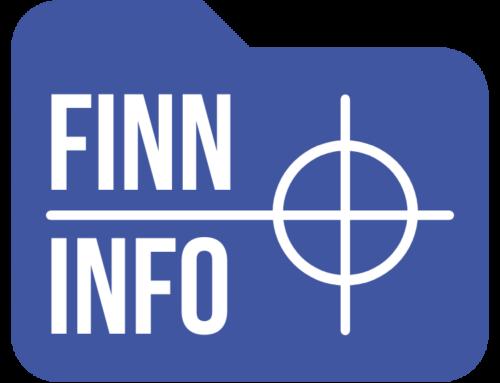 Finninfo-systemet er under utvikling